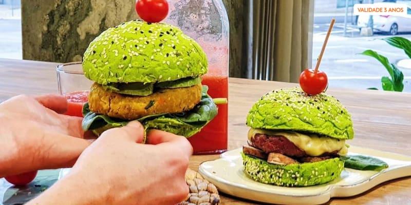 Almoço Saudável a Dois no Centro da Capital   Allways Marquês