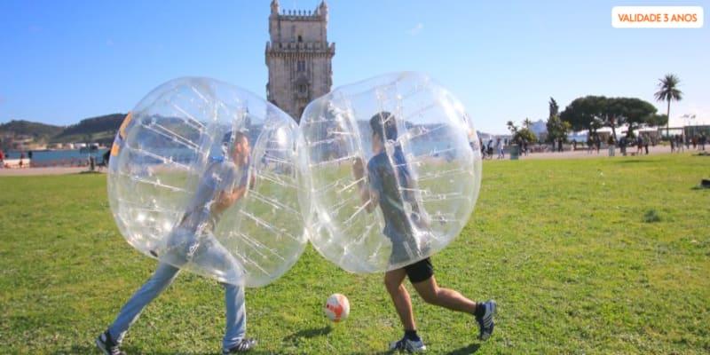Bubble Football entre Amigos! 10 a 20 Pessoas   Lisboa e Porto