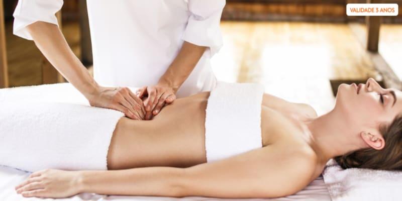 Reduza & Tonifique! 1, 2 ou 5 Massagens à La Carte   Boavista