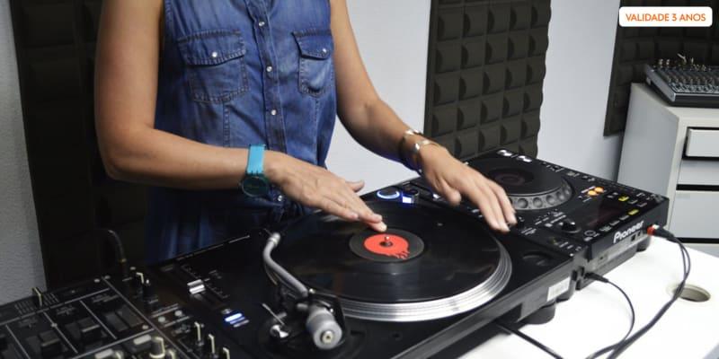 Workshop de DJ - 4 Horas   Centro i4DJ - Benfica
