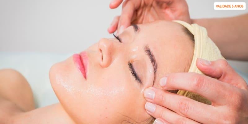 Spa Facial Completo c/ Opção Micro Facial ou Peeling | Clínica do Terço - Porto