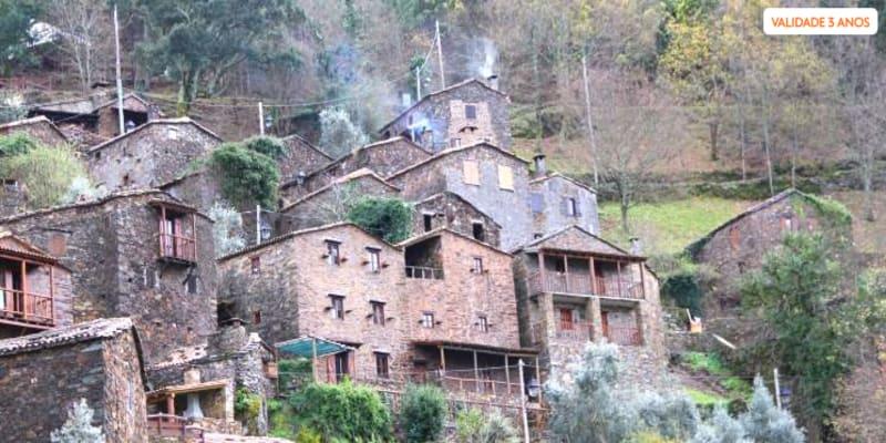 Visita a Aldeia de Xisto com Prova de Vinhos e Produtos Regionais a Dois | 4h | Serra da Lousã