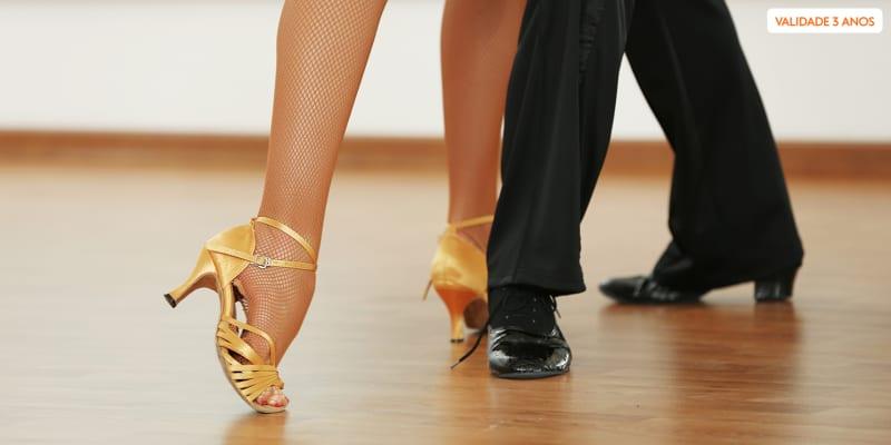 Aula Particular de Dança para Casal - 1 Hora | Faro