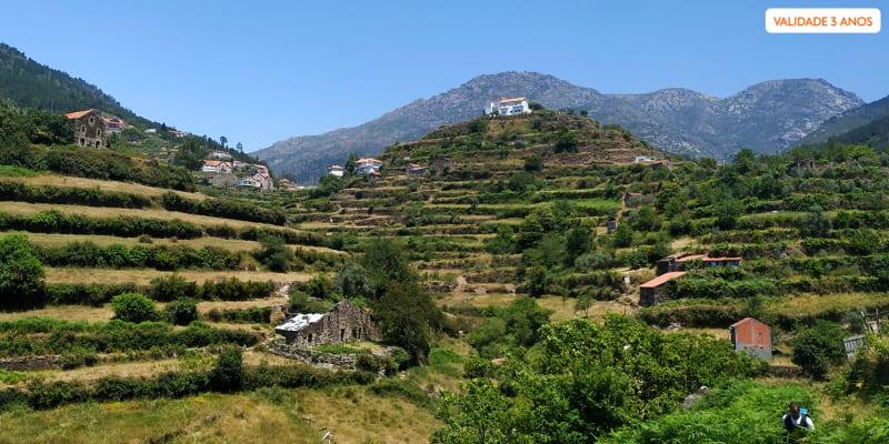 Caminhada na Serra da Estrela com GPS - 3 Horas   1 ou 2 Pessoas   Entre Socalcos - Guarda