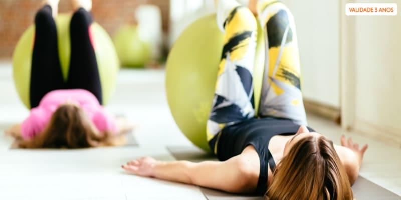 Treino Funcional ou Pilates | 4 ou 8 Aulas | Porto
