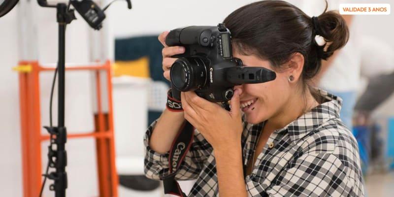 Workshop de Fotografia à Escolha - Fotografia Digital, Em Estúdio ou De Produto   Lisboa