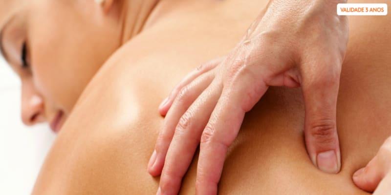 Osteopatia   1 ou 3 Sessões de Bem-Estar e Equilíbrio   2 Locais
