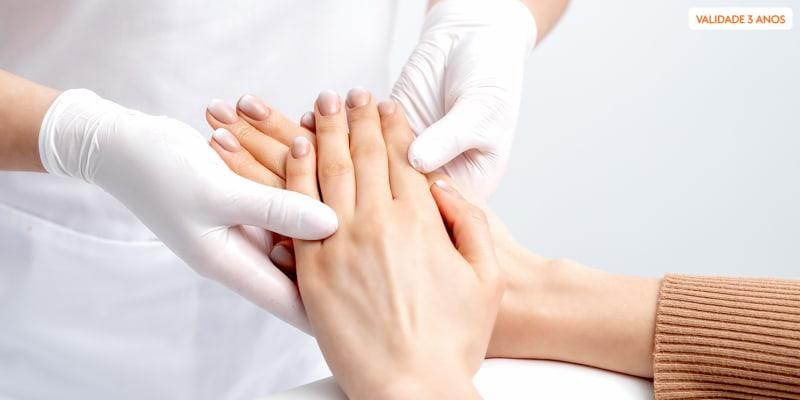 Manicure + Pedicure Tradicional ou com Gelinho   Algueirão-Mem Martins