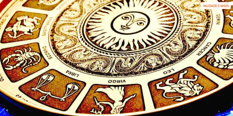 Curso de Astrologia Presencial + Mapa Astrológico  6 Horas   1 a 3 Pessoas   Lisboa