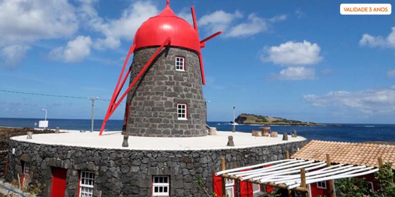 Moinho de Pedra - Açores   Estadia Romântica Junto ao Mar