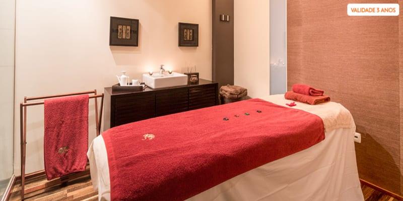 Massagem Anti-Stress com Óleos Essenciais + Indian Head Massage   Porto