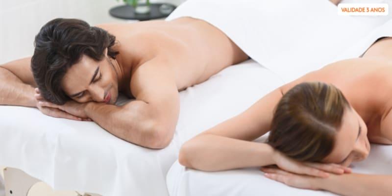 Para Dois: Massagem à Escolha & Ritual de Chá e Bombons   Gondomar
