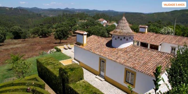 Quinta São José dos Montes - Ferreira do Zêzere   Estadia na Natureza
