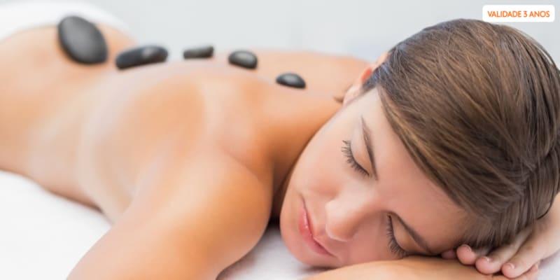 Relaxe! Esfoliação c/ Hidratação Corporal ou Massagem Geotermal   30 Min.   Campo Grande