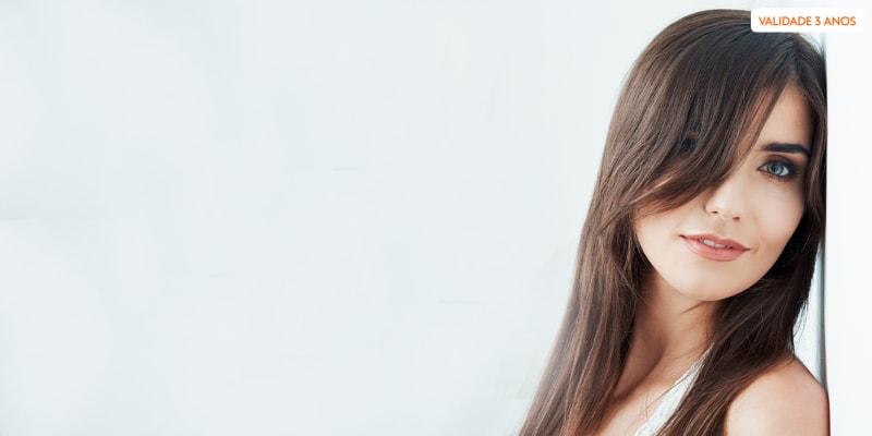 Lavagem & Brushing c/ Opção Corte, Head Massage c/ Máscara ou Coloração | Saldanha