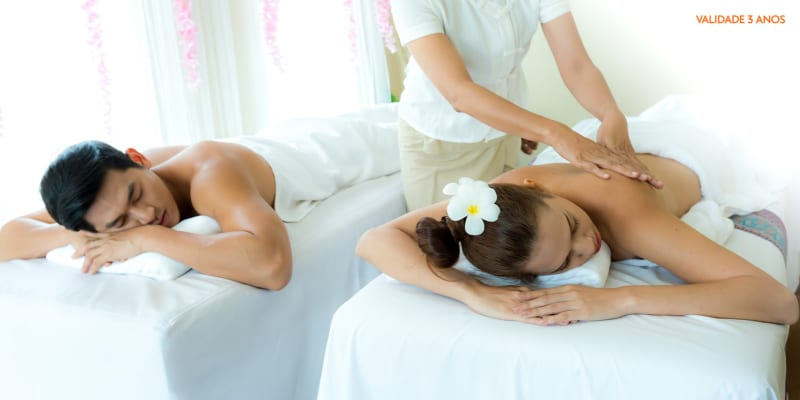 Esfoliação Corporal + Massagem a Dois - 1h30 | Respire Salt Therapy by V&C - Lisboa