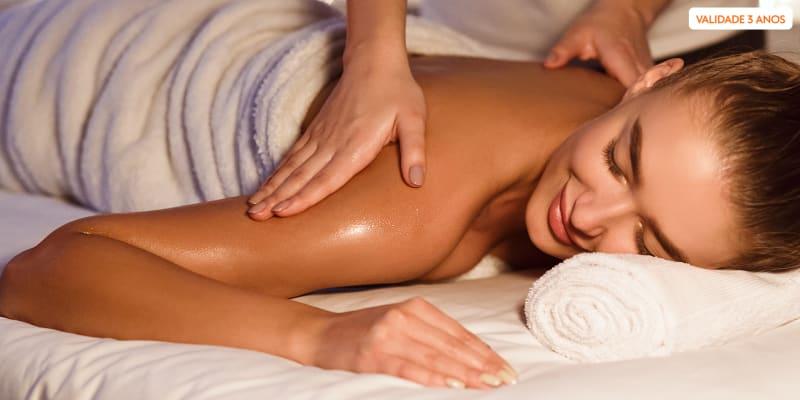 Massagem Localizada ou ao Corpo Inteiro à Escolha   Timor Chic Hair & Beauty Studio - Queluz