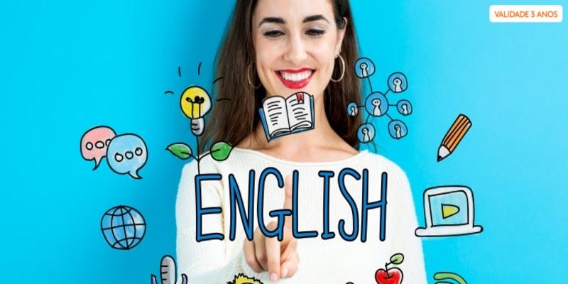 Curso de Inglês Nível I e II - Formato E-Learning | Sociedade Digital