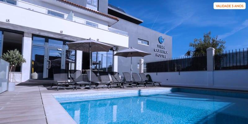 Villa Caparica Hostel - Costa da Caparica | Estadia Junto à Praia