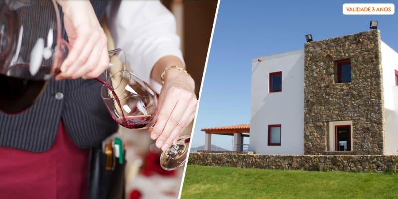Casa da Urra - Crato   Estadia no Alentejo com Opção Prova de Vinhos