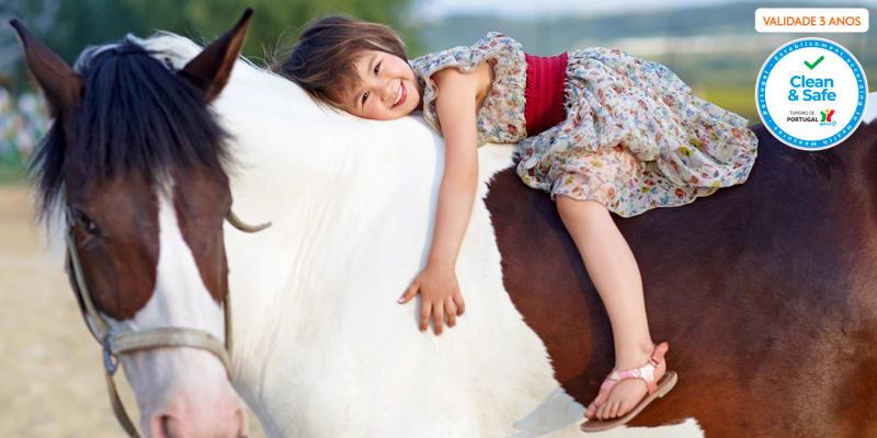 Dia em Família com Passeio a Cavalo   Quinta do Banco - Alenquer