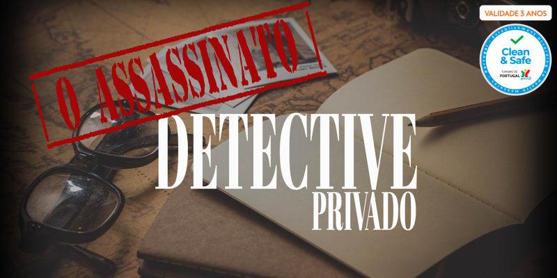 Room Escape Game | Detective Privado - 60 Minutos | Aveiro