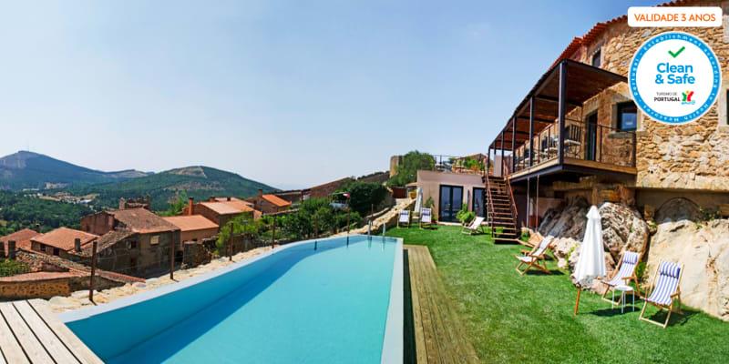 Casa da Cisterna - Castelo Rodrigo | Estadia em Aldeia Histórica com Opção Jantar