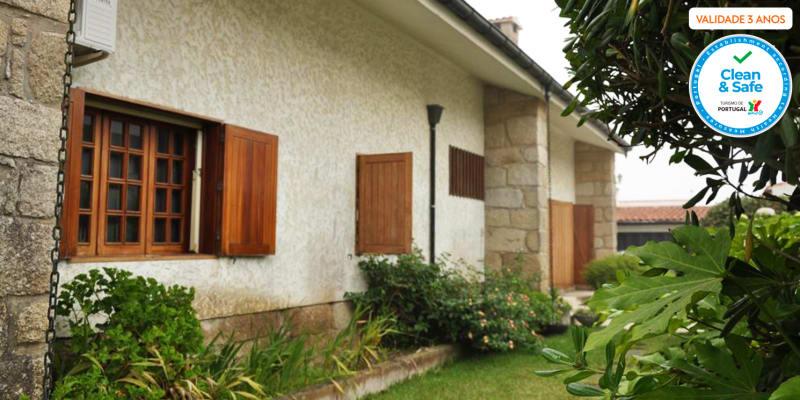 Casa do Pinhal - Vila Chã | Estadia Junto ao Mar com Opção Jantar