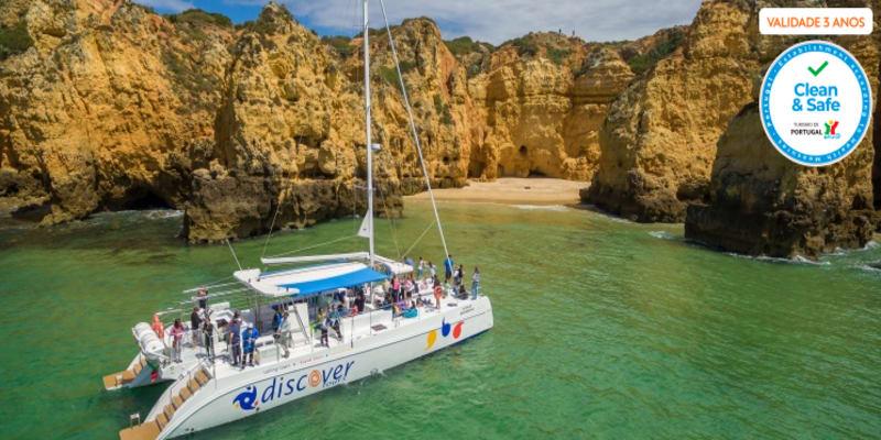 Golden Coast Cruise - Lagos   Época Alta ou Baixa   Criança ou Adulto
