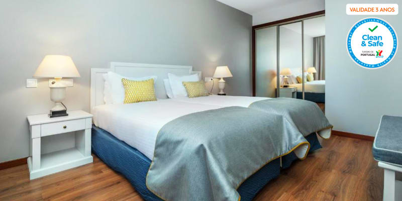 Gaia Residence | Estadia em Apartamento Estúdio & Opção Brunch e Massagem