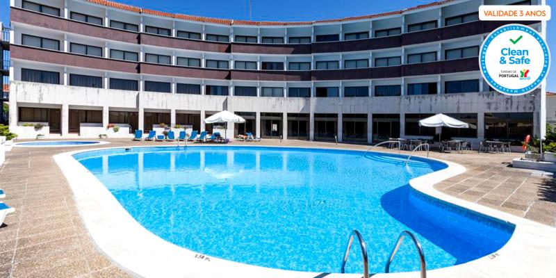 Hotel Meia Lua - Ovar | Escapadinha com Opção Meia-Pensão