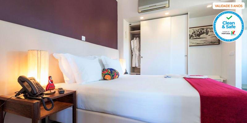 Hotel Rali Viana - Viana do Castelo | Estadia & SPA com Opção Jantar