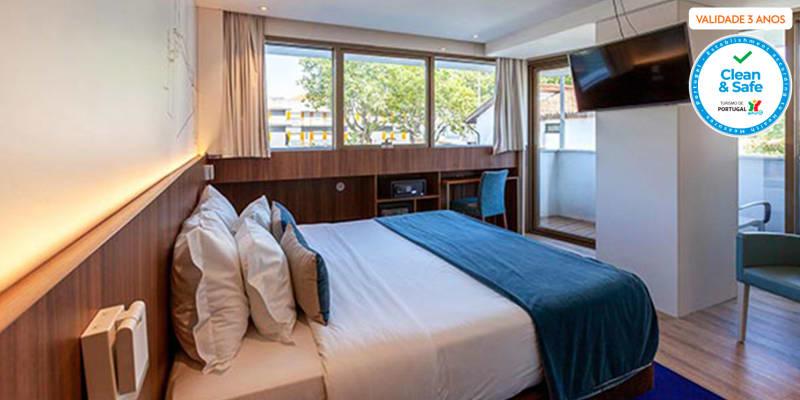 Sea Porto Hotel 4* - Matosinhos   Estadia Romântica
