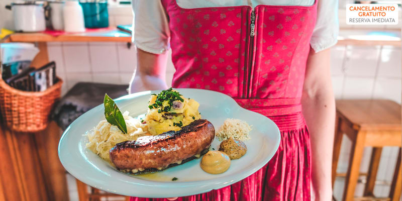 Experiência Austríaca para Dois | Wurst - Salsicharia Austríaca