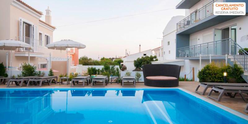 Boutique Boliqueime - Loulé   Estadia no Algarve com Opção Entradas Krazy World