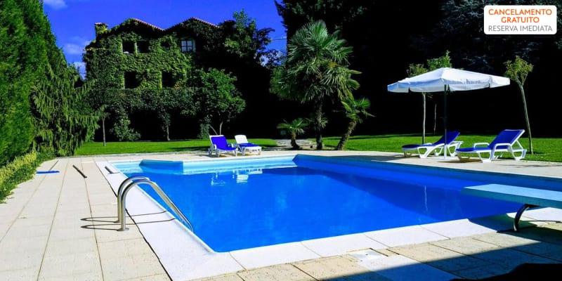 Casa do Prado Guesthouse - Vila Real | Estadia de Romance na Natureza com Opção Jantar