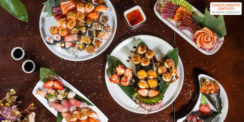 Rodízio de Sushi para Dois | Ecoar Sushi House - Algueirão-Mem Martins