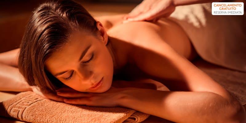 Massagem Relaxamento Corpo Inteiro - 45 Minutos | Laranjeiras