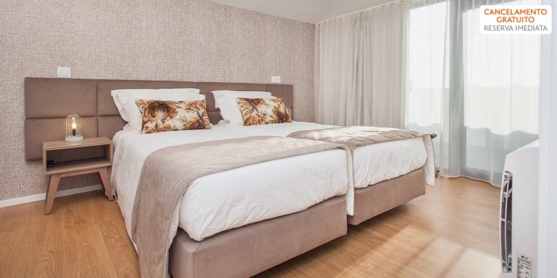 Essence Inn Marianos 4* - Fátima | Estadia em Apartamento Junto ao Santuário com Opção Pack Romântico
