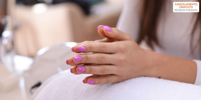 Manicure + Pedicure com Gelinho   Algueirão-Mem Martins
