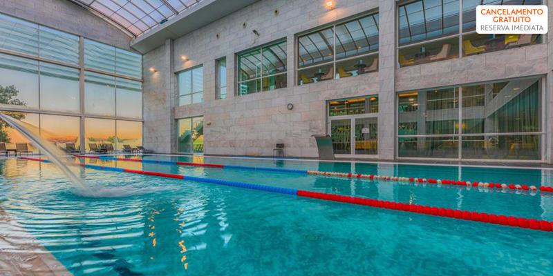 Spa do Hotel Aldeia dos Capuchos 4* na Caparica | Circuito de Águas + Massagem de Relaxamento para Dois