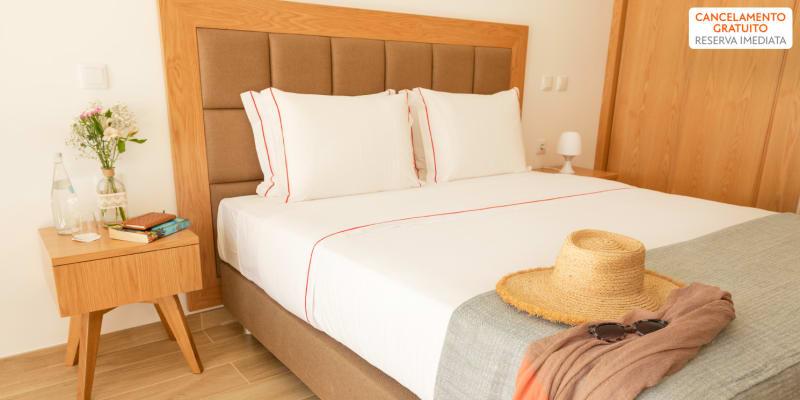 Hotel Rural Brícia du Mar - Lagoa | Escapadinha Junto ao Mar