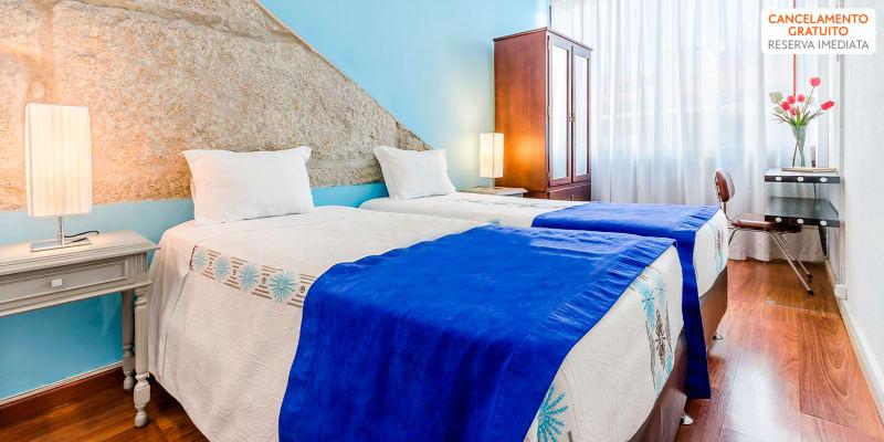 Hotel Santa Clara Porto | Estadia na Cidade Invicta com Opção Cruzeiro das 6 Pontes