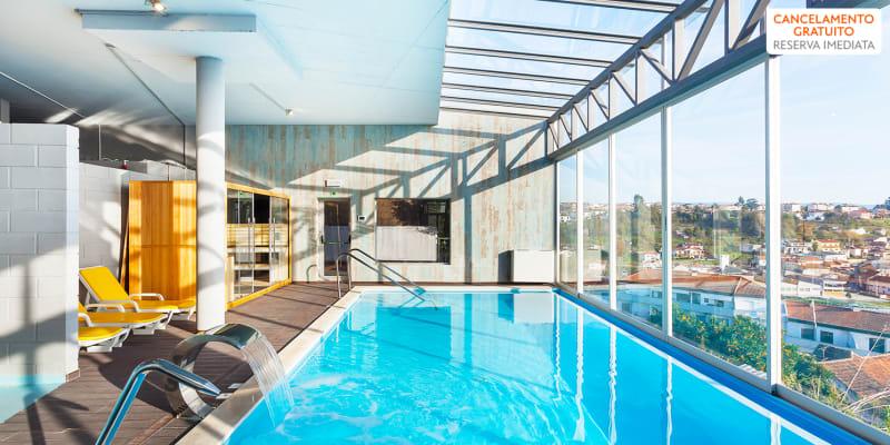 In Gold Hotel & Spa 4* - Águeda | Estadia & Spa com Opção Jantar e Pack Romântico