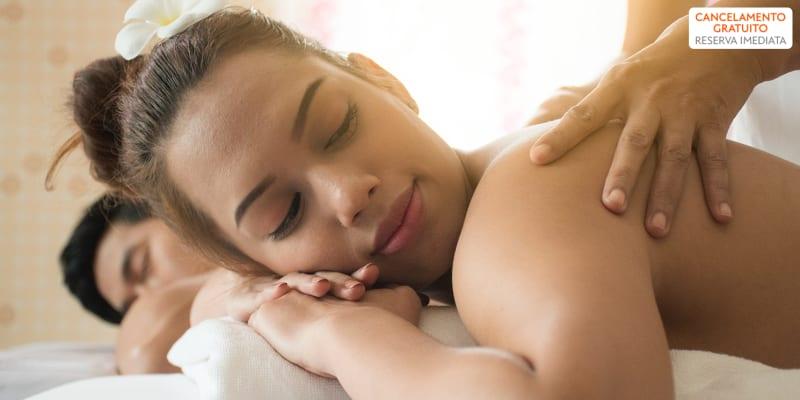Ritual Zen a Dois: Relax Massage e Hidratação Rosto + Chá c/ Bombons | Matosinhos