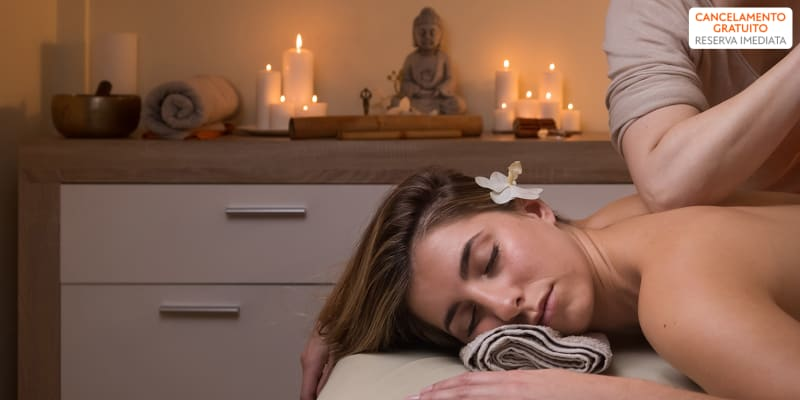 Massagem de Relaxamento - 1 Hora | Osteomovimento - Lisboa