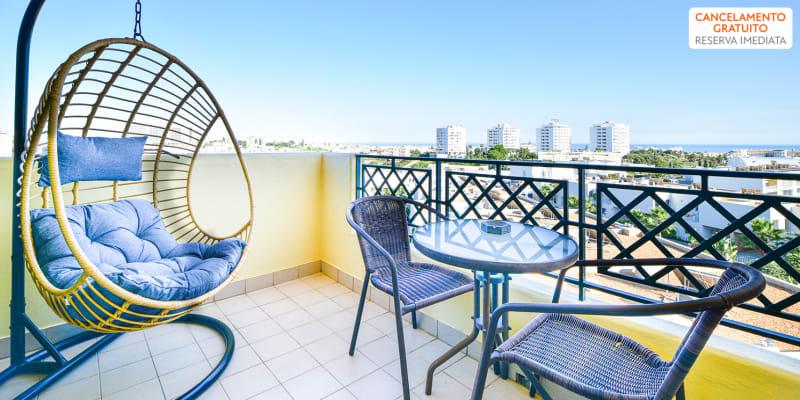MTPHomes Apartamento Albufeira Vale de Pedras | Estadia em Apartamento para 4 Pessoas c/ Opção Entradas Parques