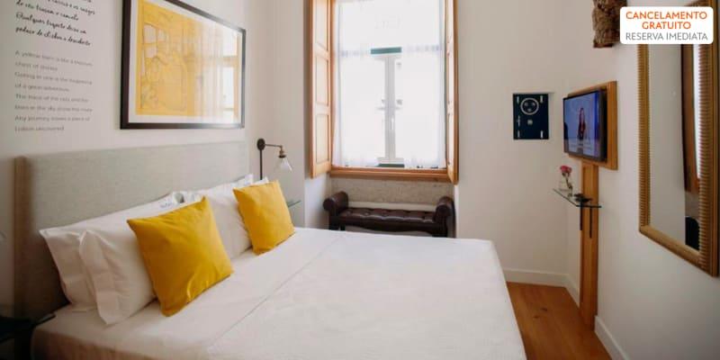 Otília Hotel & Apartamentos - Lisboa | Estadia em Apartamento na Rua Augusta com Opção Pack Romântico
