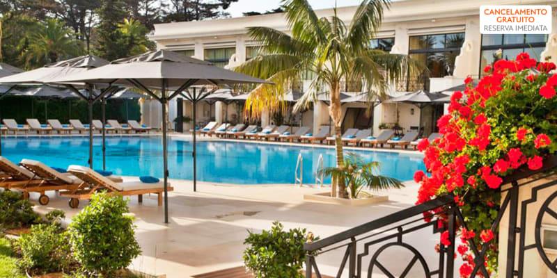 Palácio Estoril Hotel Golf & SPA 5* - Estoril | Estadia Junto ao Mar c/ Acesso ao Banyan Tree Spa