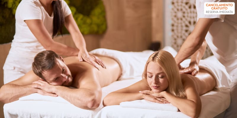 A Dois! Massagem de Relaxamento Localizada - 30 Min | Dello Clinique - Laranjeiras